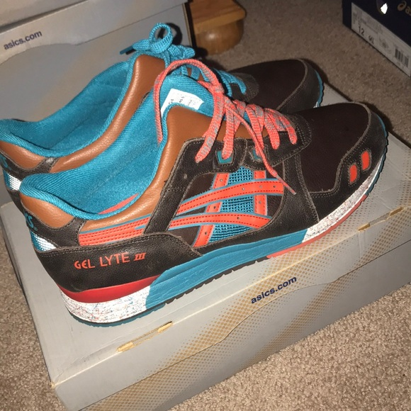 the latest 26acd c63fa Asics gel Lyte 3 foot locker exclusive